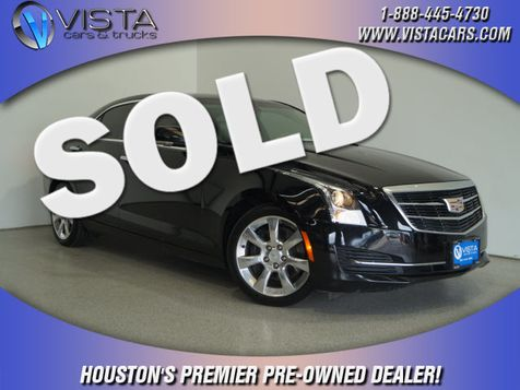 2015 Cadillac ATS Sedan Luxury RWD in Houston, Texas