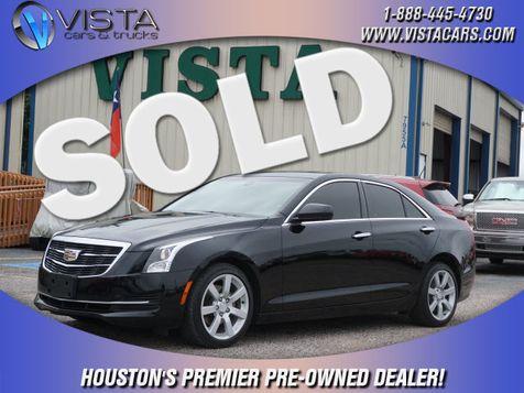2015 Cadillac ATS Sedan Standard RWD in Houston, Texas