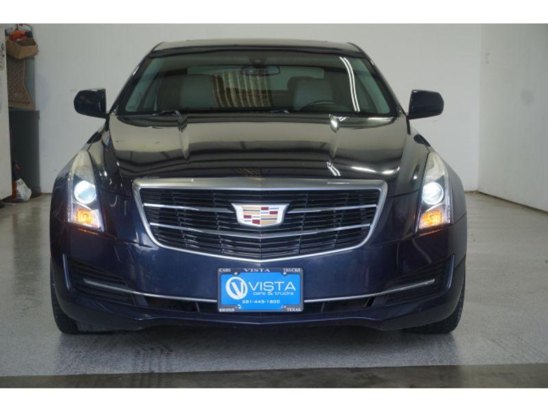 2015 Cadillac ATS Sedan Standard RWD  city Texas  Vista Cars and Trucks  in Houston, Texas