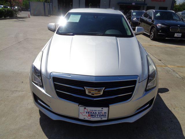 2015 Cadillac ATS Sedan Standard RWD in Houston, TX 77075
