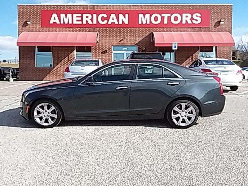 2015 Cadillac ATS Sedan Luxury RWD | Jackson, TN | American Motors in Jackson TN