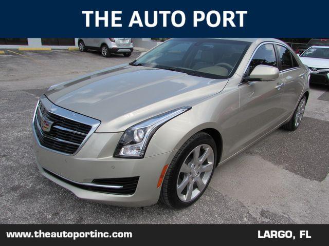 2015 Cadillac ATS Sedan Luxury RWD in Largo, Florida 33773