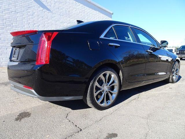 2015 Cadillac ATS Sedan Luxury RWD Madison, NC 2