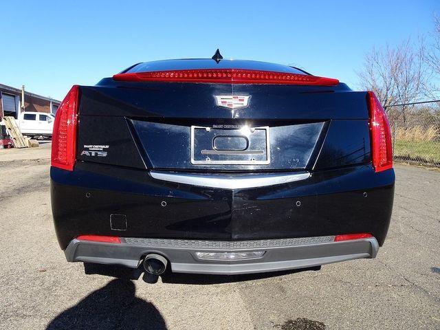2015 Cadillac ATS Sedan Luxury RWD Madison, NC 3