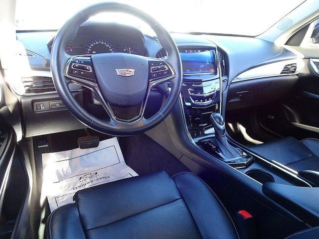 2015 Cadillac ATS Sedan Luxury RWD Madison, NC 37
