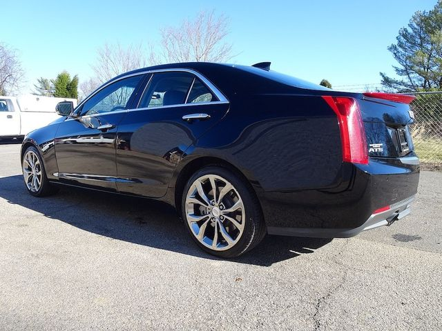2015 Cadillac ATS Sedan Luxury RWD Madison, NC 4