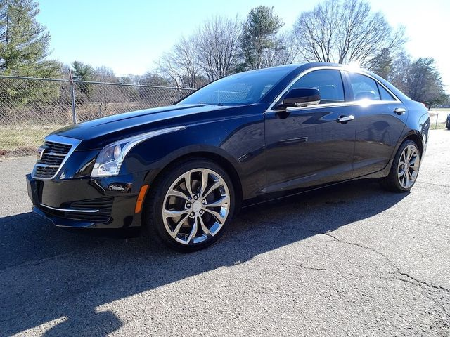 2015 Cadillac ATS Sedan Luxury RWD Madison, NC 6