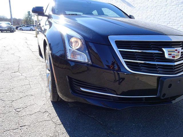 2015 Cadillac ATS Sedan Luxury RWD Madison, NC 8