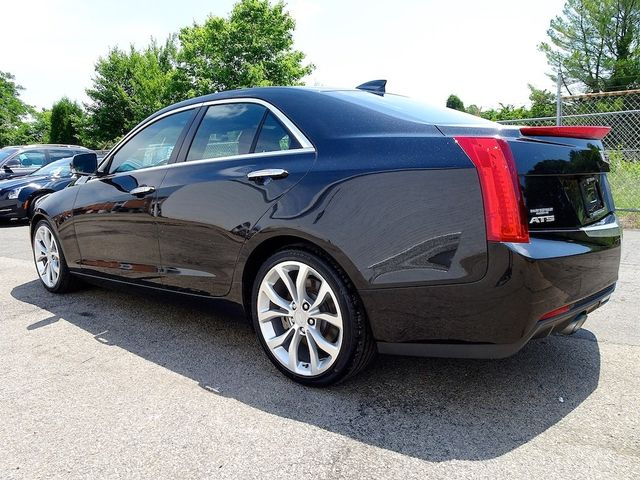 2015 Cadillac ATS Sedan Performance RWD Madison, NC 4