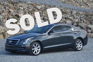 2015 Cadillac ATS Sedan Luxury AWD Naugatuck, Connecticut 0