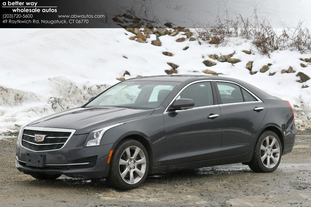 2015 Cadillac ATS Sedan Luxury AWD Naugatuck, Connecticut
