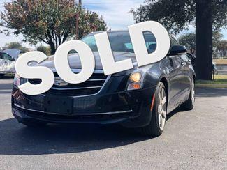 2015 Cadillac ATS Sedan Luxury RWD in San Antonio, TX 78233