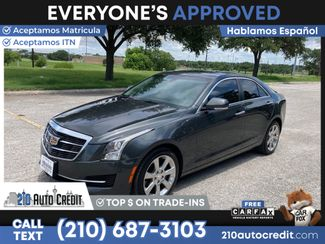 2015 Cadillac ATS Sedan Luxury AWD in San Antonio, TX 78237