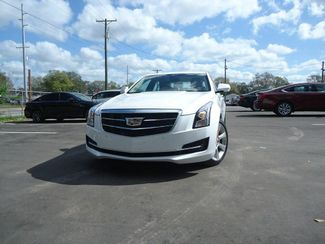 2015 Cadillac ATS Sedan Luxury RWD NAVIGATION SEFFNER, Florida