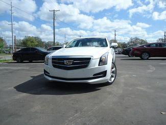 2015 Cadillac ATS Sedan Luxury RWD NAVIGATION SEFFNER, Florida 4