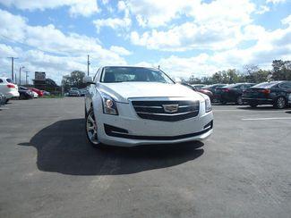 2015 Cadillac ATS Sedan Luxury RWD NAVIGATION SEFFNER, Florida 6