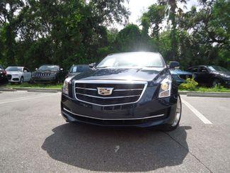 2015 Cadillac ATS Sedan Luxury RWD | SEFFNER, Florida | EVO Motors on capital ford, capital chevrolet, capital toyota, capital michigan, capital nissan, capital porsche, capital chrysler cars,