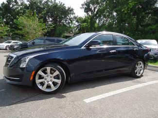 2015 Cadillac ATS Sedan Luxury RWD SEFFNER, Florida 5