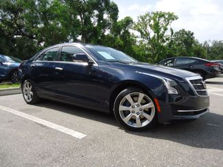 2015 Cadillac ATS Sedan Luxury RWD SEFFNER, Florida 8