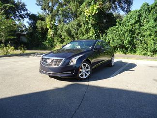 2015 Cadillac ATS Sedan BACK UP CAMERA SEFFNER, Florida