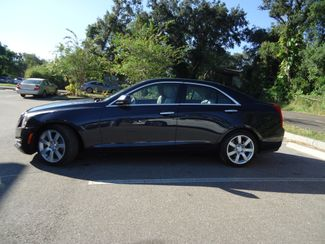 2015 Cadillac ATS Sedan BACK UP CAMERA SEFFNER, Florida 4