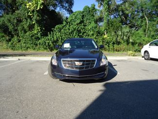 2015 Cadillac ATS Sedan BACK UP CAMERA SEFFNER, Florida 6