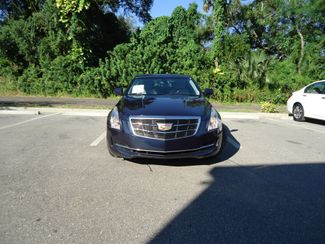 2015 Cadillac ATS Sedan BACK UP CAMERA SEFFNER, Florida 9