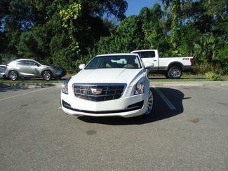 2015 Cadillac ATS Sedan Luxury SUNROOF & NAV SEFFNER, Florida