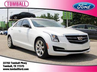 2015 Cadillac ATS Sedan Luxury RWD in Tomball, TX 77375