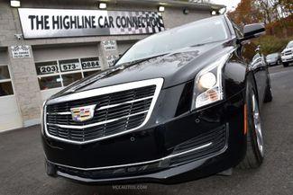 2015 Cadillac ATS Sedan Luxury AWD Waterbury, Connecticut 10