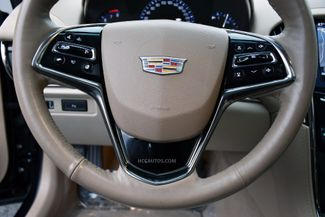 2015 Cadillac ATS Sedan Luxury AWD Waterbury, Connecticut 26