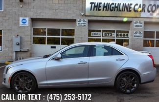 2015 Cadillac ATS Sedan Luxury AWD Waterbury, Connecticut 1
