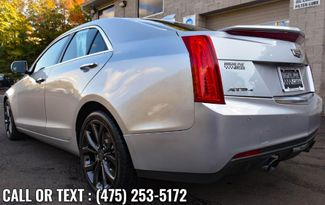 2015 Cadillac ATS Sedan Luxury AWD Waterbury, Connecticut 2