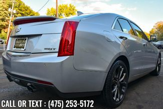 2015 Cadillac ATS Sedan Luxury AWD Waterbury, Connecticut 4