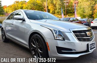 2015 Cadillac ATS Sedan Luxury AWD Waterbury, Connecticut 6