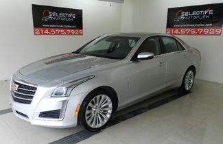 2015 Cadillac CTS Sedan Luxury AWD in Addison, TX 75001