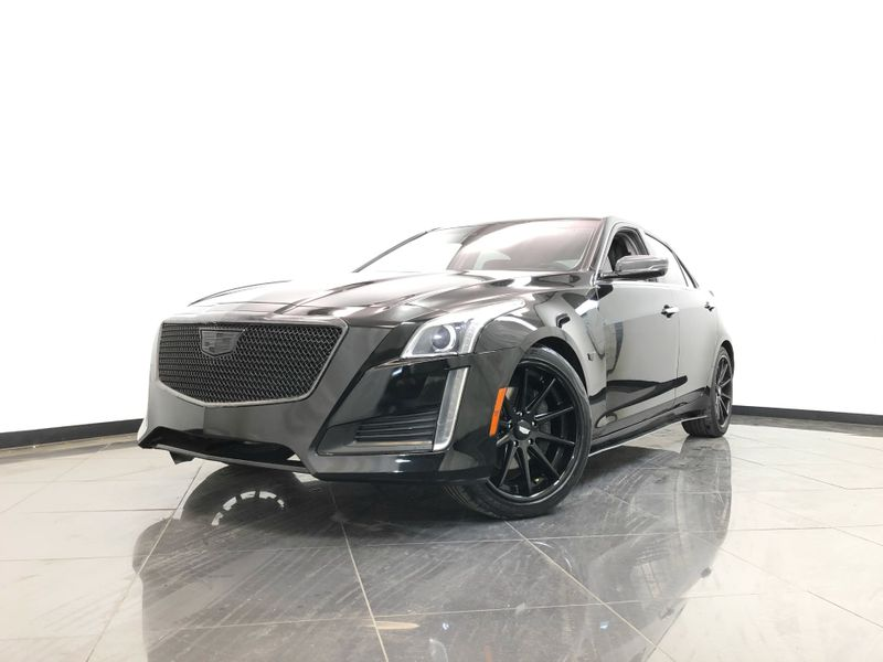 2015 Cadillac CTS Sedan *2015 Cadillac CTS*3.6L Luxury RWD*MUST SEE!* | The Auto Cave