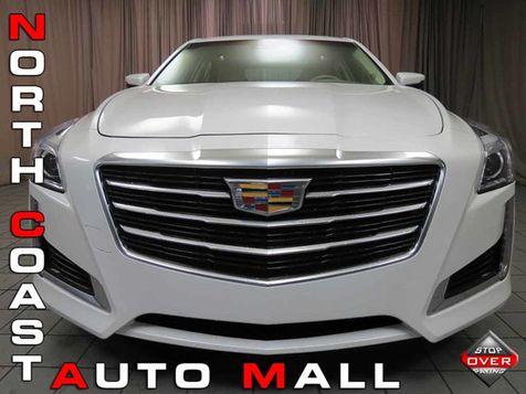 2015 Cadillac CTS Sedan Luxury AWD in Akron, OH