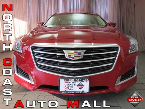2015 Cadillac CTS Sedan Luxury AWD in Akron, OH