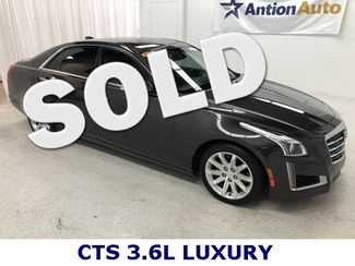 2015 Cadillac CTS Sedan Luxury RWD   Bountiful, UT   Antion Auto in Bountiful UT