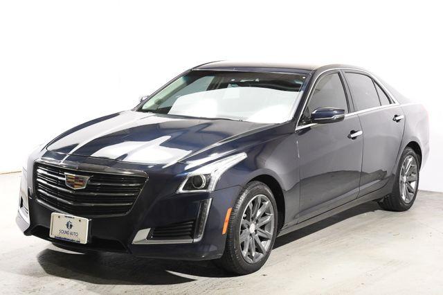 2015 Cadillac CTS Sedan AWD