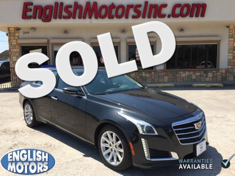 2015 Cadillac CTS Sedan Luxury RWD in Brownsville, TX
