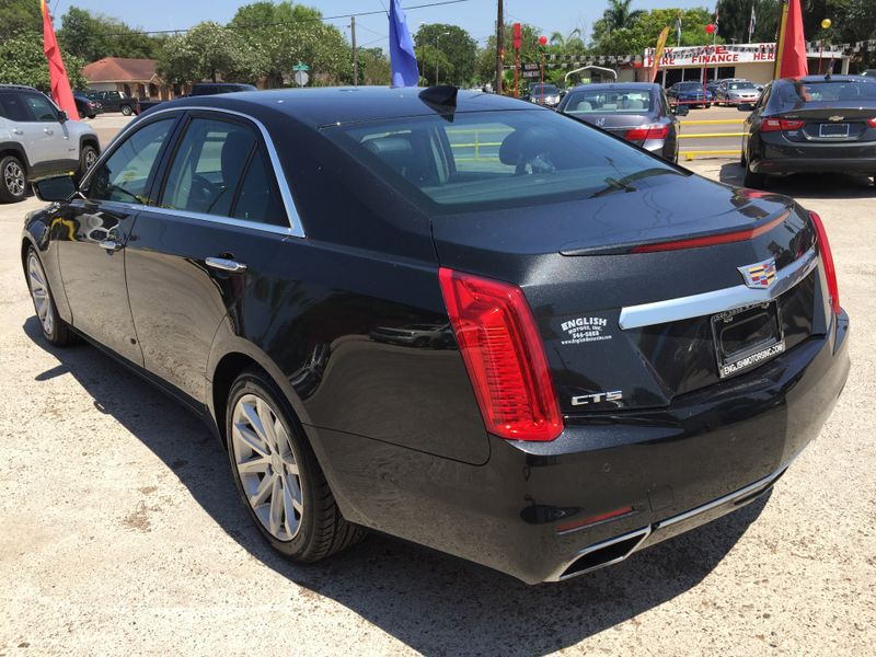 2015 Cadillac CTS Sedan Luxury RWD  Brownsville TX  English Motors  in Brownsville, TX