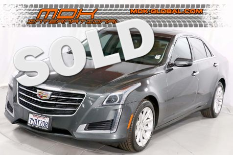 2015 Cadillac CTS Sedan Luxury AWD - 3.6L V6 - Navigation - Panoramic roof in Los Angeles