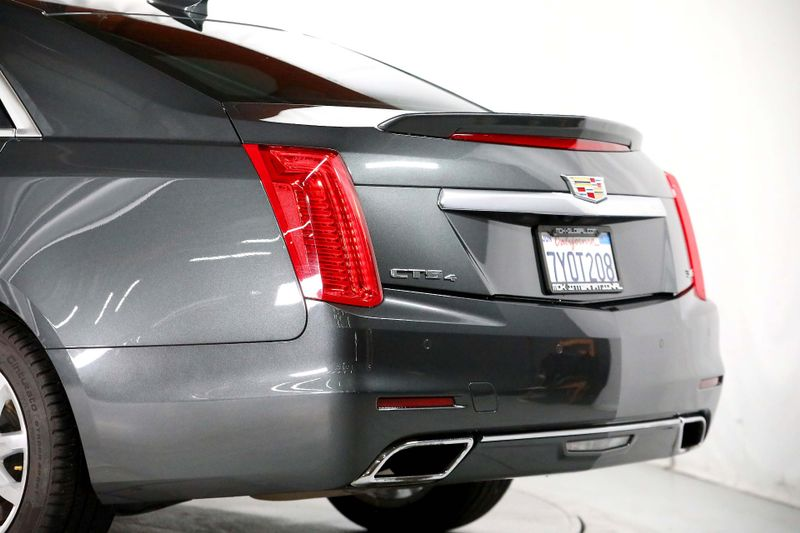 2015 Cadillac CTS Sedan Luxury AWD - 36L V6 - Navigation - Panoramic roof  city California  MDK International  in Los Angeles, California