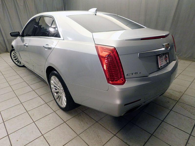 2015 Cadillac CTS Sedan Luxury AWD  city Ohio  North Coast Auto Mall of Cleveland  in Cleveland, Ohio