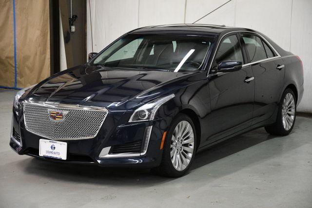 2015 Cadillac CTS Sedan Luxury AWD