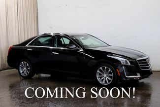 2015 Cadillac CTS-4 AWD Luxury Sport Sedan w/Backup Cam, in Eau Claire, Wisconsin