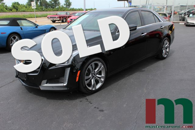 2015 Cadillac CTS Sedan in Granite City Illinois