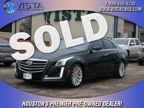 2015 Cadillac CTS Sedan Luxury RWD in Houston, Texas